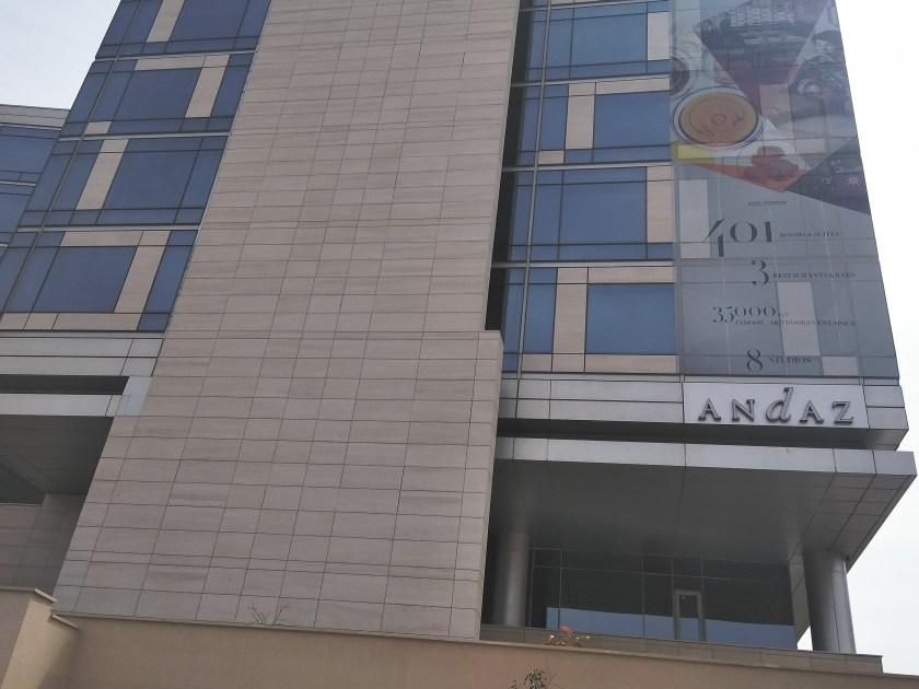 Andaz Delhi Hotel