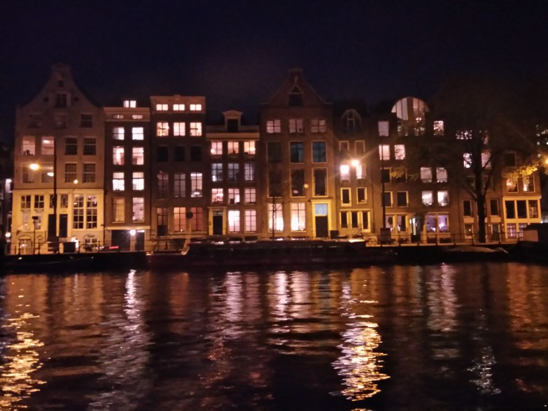 Amsterdam Canal tour by Night