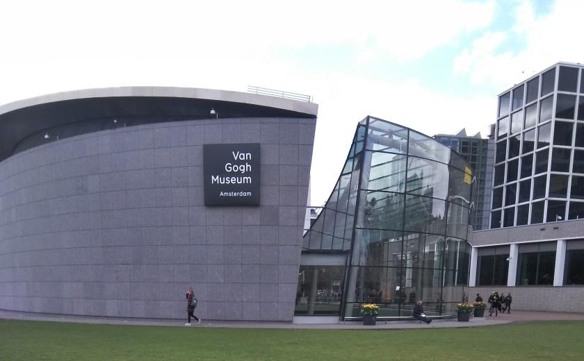 Amsterdam Tour Itinerary - Van Gogh Museum