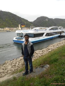 Rhine river cruise germany Euro tour