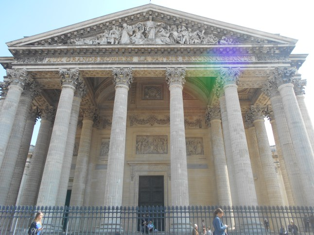 Pantheon Paris France
