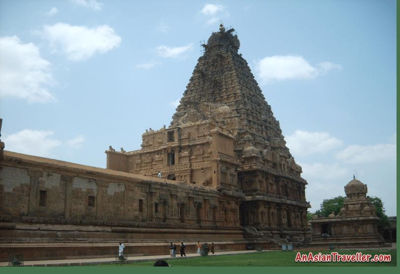 Brihadeeswarar temple- Chola Temple Tanjore Tamilnadu