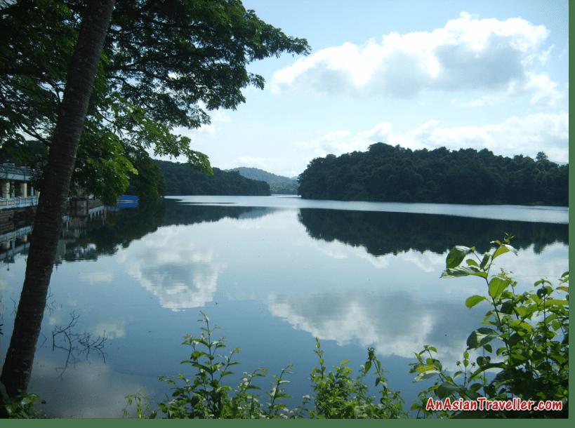 Athirapalli Dam Trichur District Kerala India