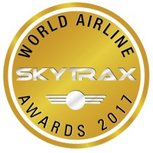 Skytrax worlds best airlines awards