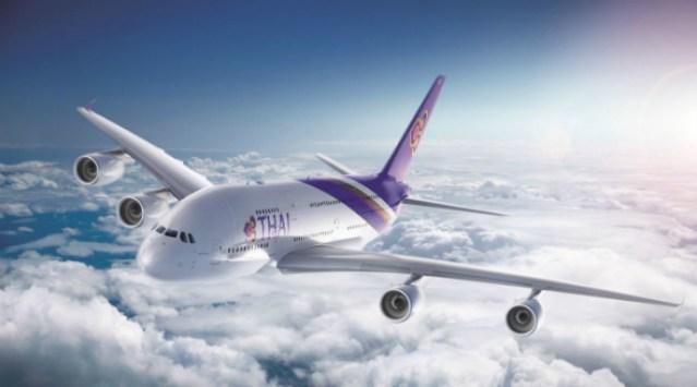 Worlds best airlines thai airways