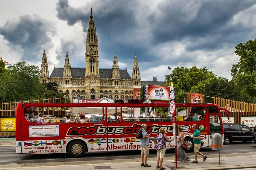 Austria travel itinerary - vienna places of interest