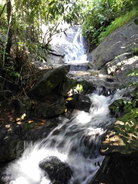 Thekkady Kerala waterfalls