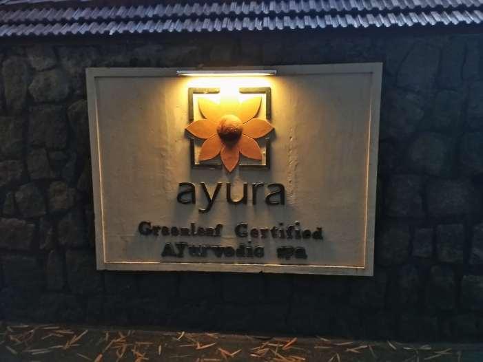 Ayurvedic spa thekkady