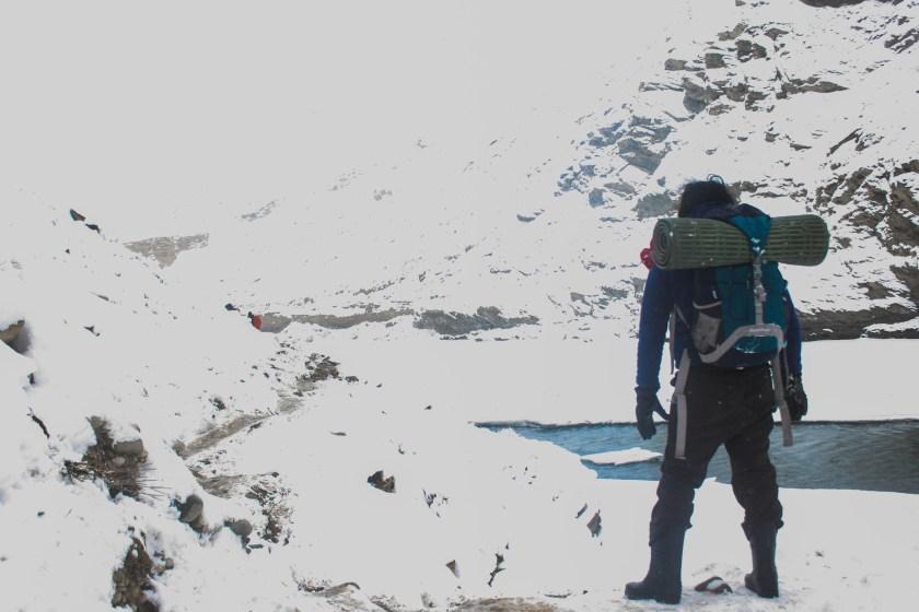 Chadark Trek Ladakh