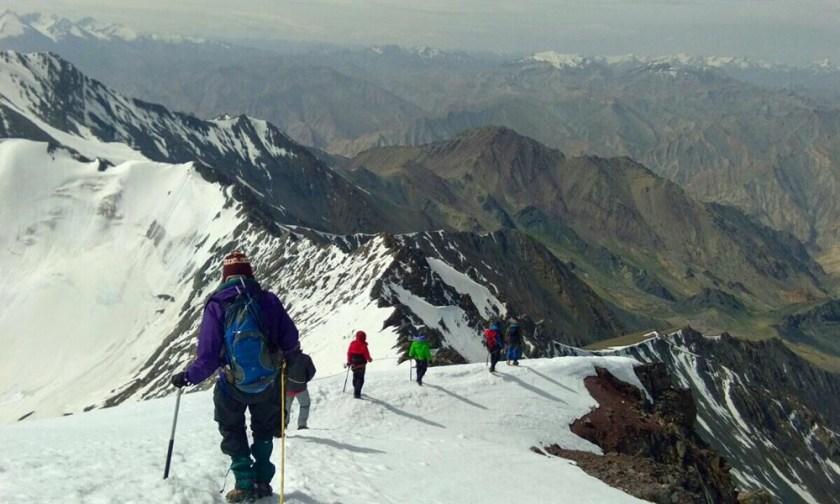 Stok Knagri Trek Ladakh