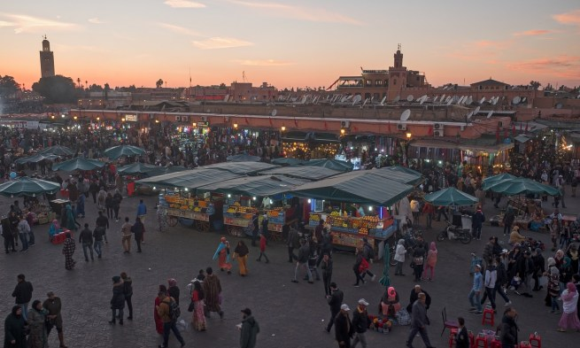 Top Marrakesh Highlights - Djemaa el Fna