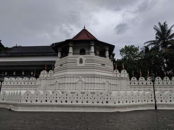 Tooth Temple Kandy SriLanka