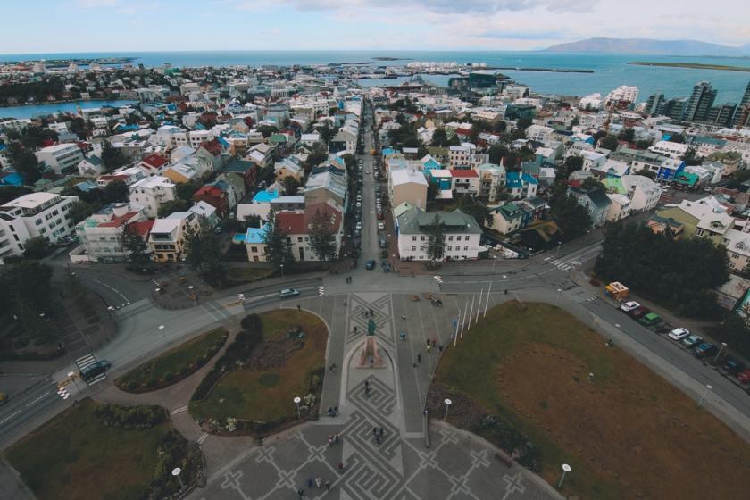 Reykjavik Iceland for solo travellers