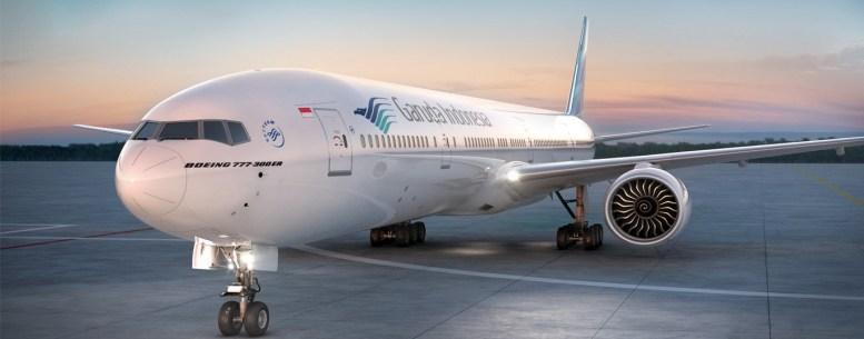garuda indonesia flight from india