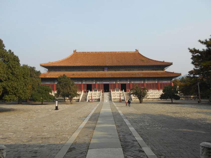 Ming Tombs Beijing