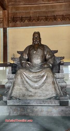 Emperor Zhu Di Changling Ming Tomb Beijing