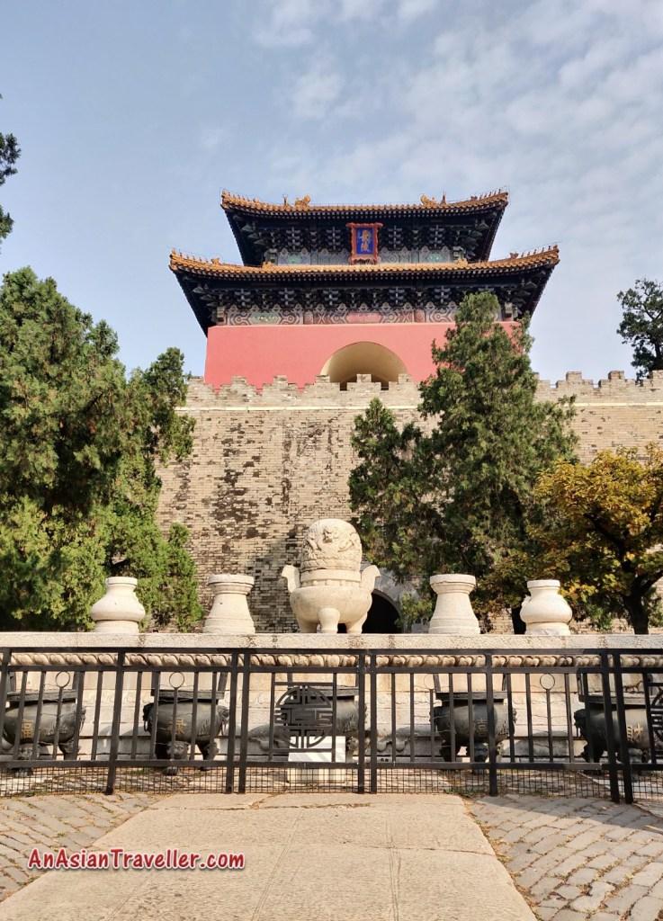 5 ceremonial vessels Beijing