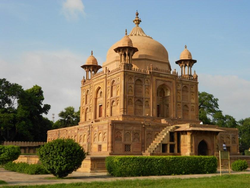 Khusro Bagh Allahabad