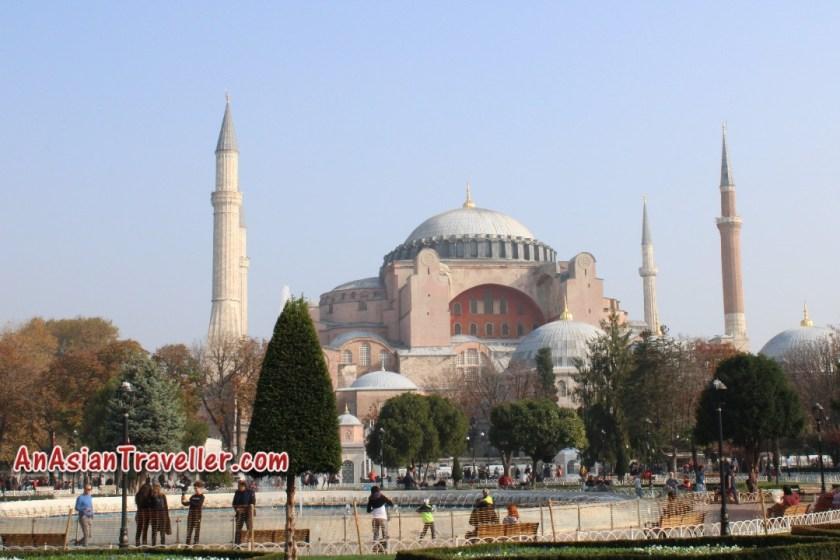 Hagia Sophia 3 day itinerary