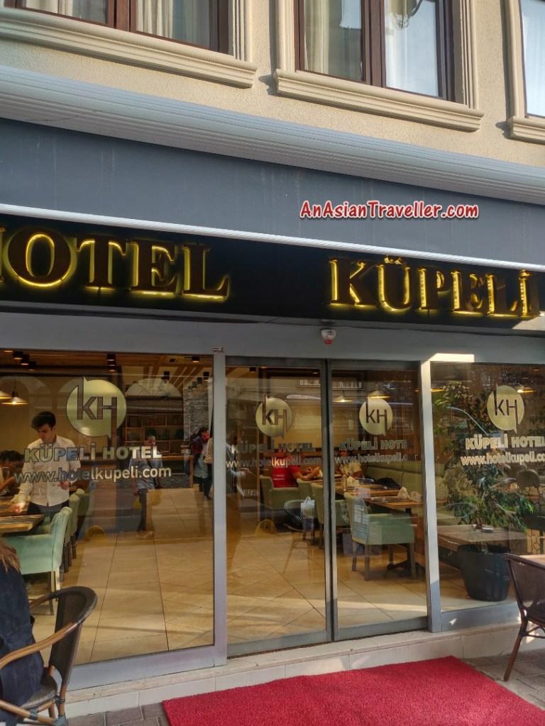 Kupeli Hotel Istanbul