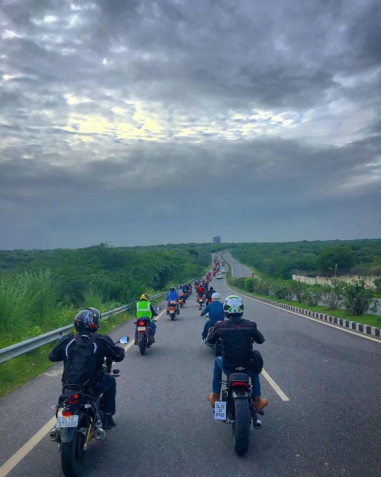 East Coast ride in Chennai