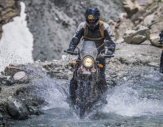 RoyalEnfield Himalayan BS6