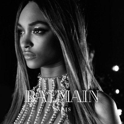 Balmain fall/winter 2016 campaign