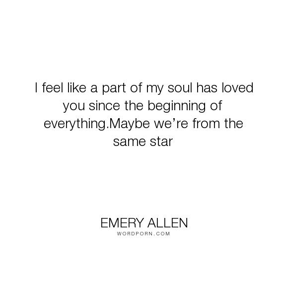 eMERY ALLEN