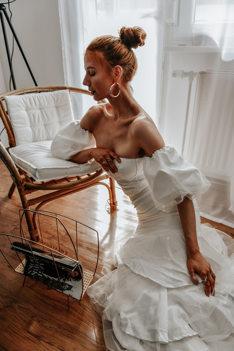 Wedding Dress Under 50€