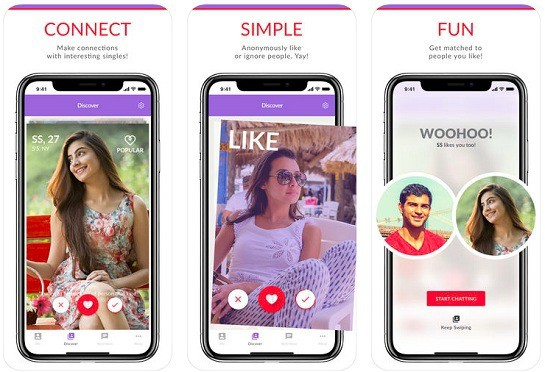Woo, Top 10 Online Dating Apps in India