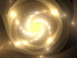 Analemma bubbly spiral