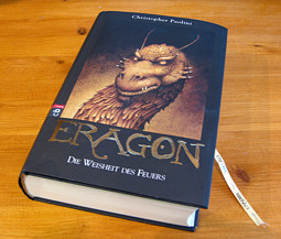 Bibliophil: Band 3 des Eragon-Zyklus