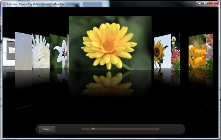Ein animiertes Fotoalbum wie bei MacOS oder CoolIris - bei Delphi XE braucht man nur noch wenige Mausklicks dafür. Auch beim Stil einer Anwendung kann man aus einer ganzen Reihe vordefinierter Stile auswählen -  oder einen ganz eigenen erstellen.