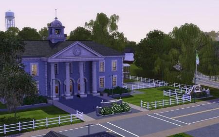 """Die Nachbarschaften von """"Die Sims 3"""" sehen grafisch um Klassen besser aus als die der Zweierversion und schaffen Atmosphäre."""