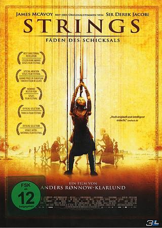 """""""Strings - Fäden des Schicksals"""" ist kineastisches Figurentheater in ungeahnten Dimensionen."""