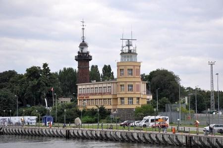 Die Hafenmeisterei von Danzig (Foto: Martin Dühning)