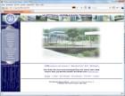 """Das Layout der """"klassischen KGT-Website"""", wie es 2003-2013 im Internet einsehbar war. Im Jahr 2003 hatte sich die KGT-Webseite als führendes Informationsportal am Klettgau-Gymnasium etabliert."""