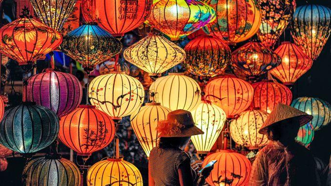 Chinesische Festlaternen (Foto: Min An via Pexels)