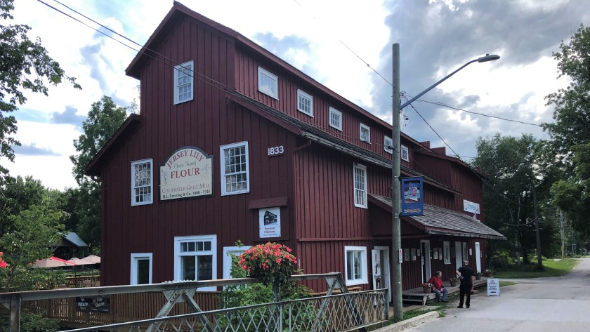 SCLT - Coldwater Grist Mill, 1 Mill St, Coldwater, ON L0K 1E0