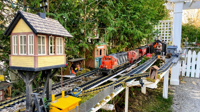 Photo of the Thornhill Mini Trains