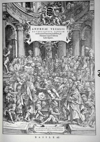 andreas-vesalius de humani corporis