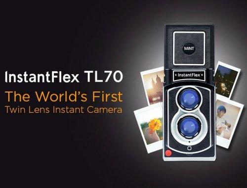 Mint Twin Lens Reflex Instant Film