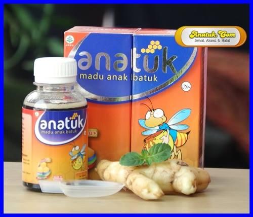 obat batuk alami untuk anak usia 1 tahun