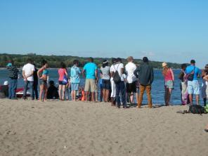'Toronto friends 20s 30s' meetup on the beach