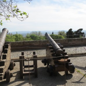 Canons in the Alhambra