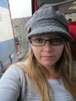 New Cachel wool hat
