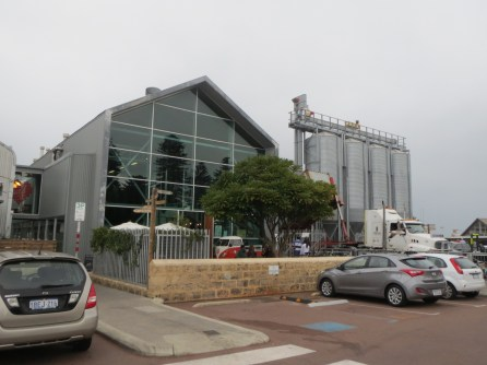 Fremantle - Little Creatures Brewery