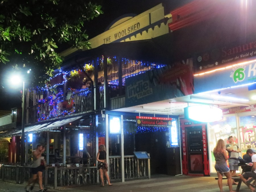 Cairns - The Woolshed