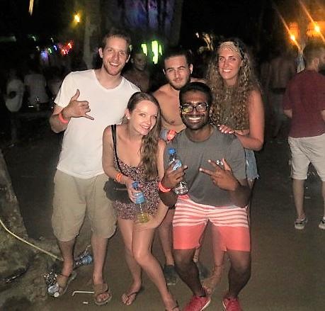 Jungle Party Koh Phangan September 2016