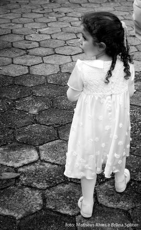 #9 O vestido da Daminha